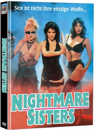 Nightmare Sisters (1988) (Super Spooky Stories, Limited Edition, Mediabook, 2 DVDs)