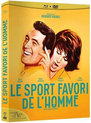 Le sport favori de l'homme (1964) (Cinema Master Class, Blu-ray + DVD)
