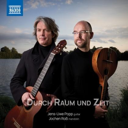 Jens-Uwe Popp & Jochen Ross - Durch Raum Und Zeit