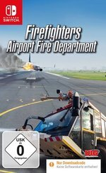 Firefighters - Airport Fire Department (Code in a Box)