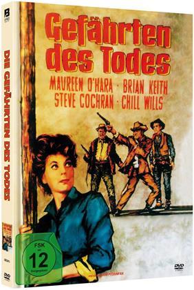 Gefährten des Todes (1961) (Kinofassung, Edizione Limitata, Mediabook)