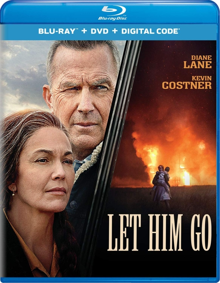 Let him go (2020) (Blu-ray + DVD)
