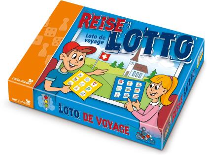 Reise Lotto - Swiss Edition