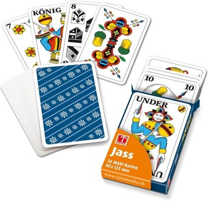 Jasskarten Maxi - Edelweiss