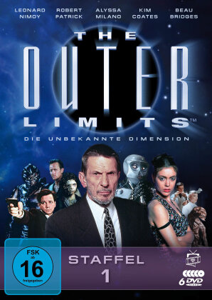 The Outer Limits - Die unbekannte Dimension - Staffel 1 (Neuauflage, 6 DVDs)