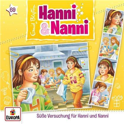 Hanni Und Nanni - 069/Süße Versuchung für Hanni und Nanni