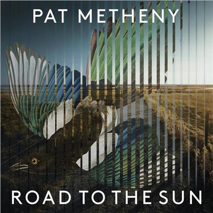 Pat Metheny, Arvo Pärt (*1935), Jason Vieaux & Los Angeles Guitar Quartet - Road to the Sun - (Classical Guitar Quartet) (2 LPs)