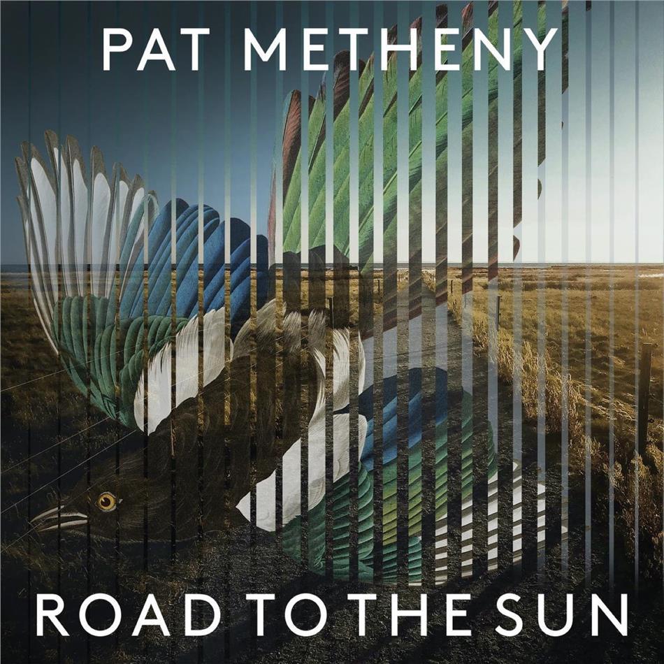 Pat Metheny, Arvo Pärt (*1935), Jason Vieaux & Los Angeles Guitar Quartet - Road to the Sun - (Classical Guitar Quartet) (2 LPs)