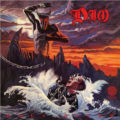Dio - Holy Diver (2021 Reissue, Mercury Records, Remastered, LP)