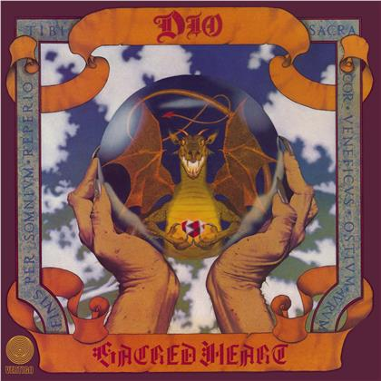 Dio - Sacred Heart (2021 Reissue, Mercury Records, Remastered, LP)