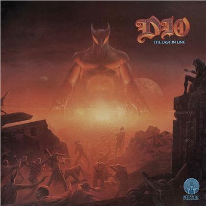 Dio - The Last In Line (2021 Reissue, Mercury Records, Remastered, LP)