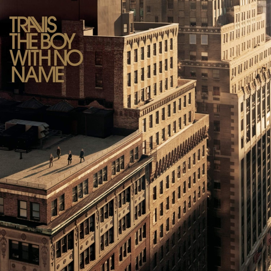 "Travis - Boy With No Name (2021 Reissue, Concord Records, LP + 7"" Single)"