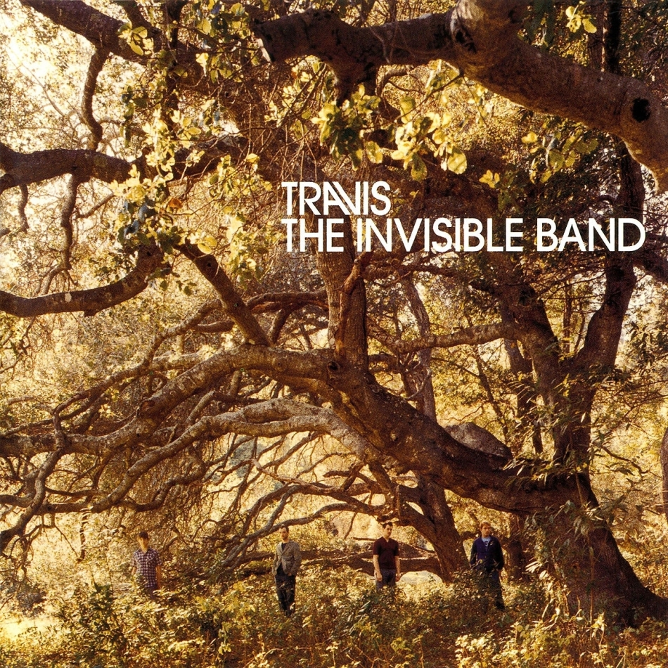 Travis - Invisible Band (2021 Reissue, Concord Records, LP)