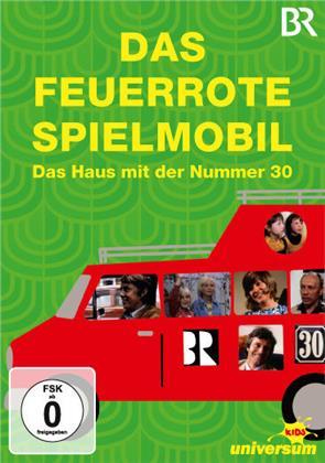 Das feuerrote Spielmobil - Das Haus mit der Nummer 30 (3 DVD)