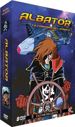 Albator - Le corsaire de l'espace - Intégrale (1978) (Collector's Edition, 8 DVDs)