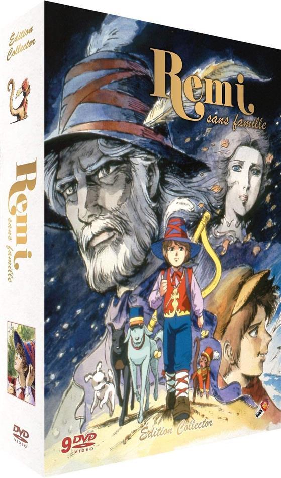 Rémi sans famille - Intégrale (Édition Collector, 9 DVD)