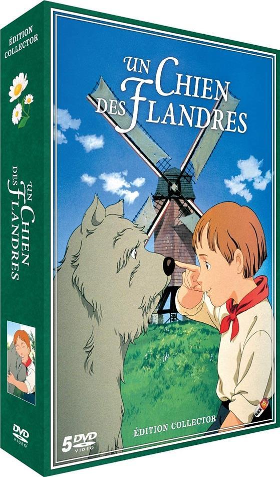 Un chien des Flandres - Intégrale (Édition Collector, 5 DVD)