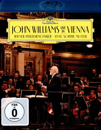 Wiener Philharmoniker & Anne-Sophie Mutter - John Williams - Live In Vienna