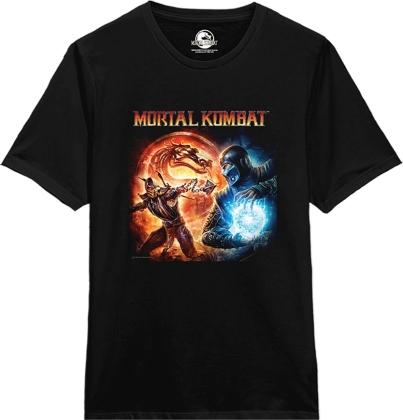 Mortal Kombat - Mortal Kombat Fire And Ice