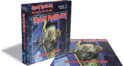 Iron Maiden - No Prayer For The Dying (500 Piece Jigsaw Puzzle)