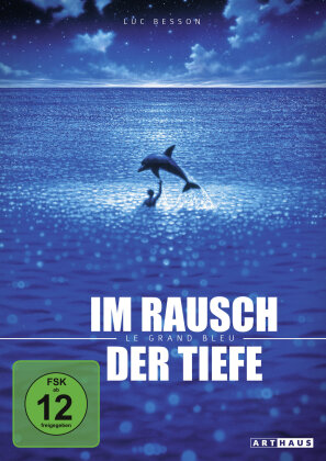 Im Rausch der Tiefe - Le Grand Bleu (1988) (Arthaus)