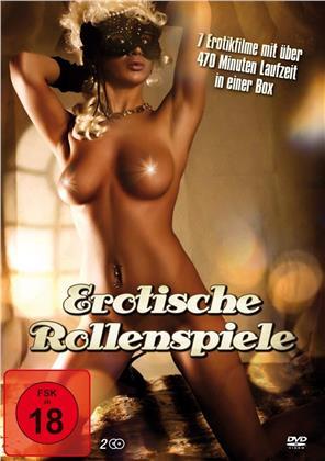 Erotische Rollenspiele - 7 Erotikfilme (2 DVDs)