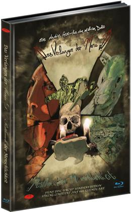 Das Verlangen der Maria D. / Pesthauch der Menschlichkeit (Limited Edition, Mediabook, Uncut, 2 Blu-rays + 3 DVDs)