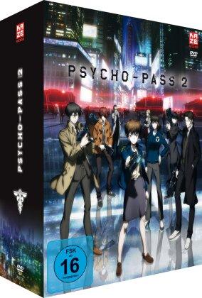 Psycho-Pass - Staffel 2 (Gesamtausgabe, 2 DVDs)