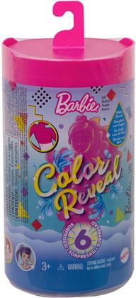 Barbie - Barbie Color Reveal Chelsea Monochrome Series