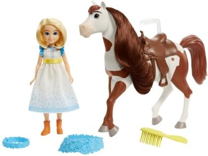 Spirit - Spirit Festival Doll & Horse: Abigail and Boomerang