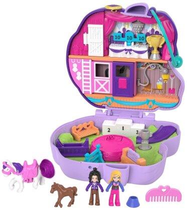 Polly Pocket Pony-Springspass Schatulle