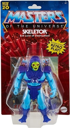 Masters Of The Universe - Masters Of The Universe Origins 5.5In Skeletor