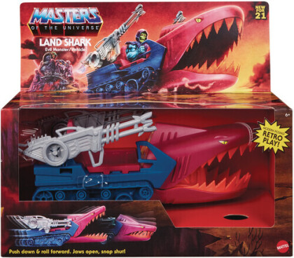 Masters Of The Universe - Mptu Origins 5.5In Large Vehicle