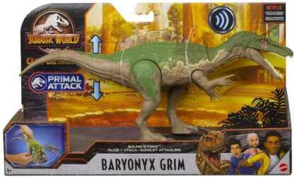 Jurassic World Brüll-Attacke Baryonyx