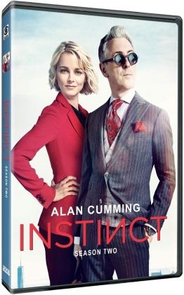 Instinct - Season 2 (3 DVDs)