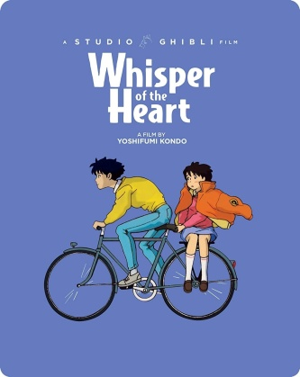 Whisper Of The Heart (1995) (Limited Edition, Steelbook, 2 Blu-rays)