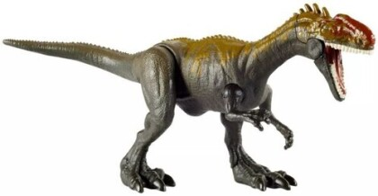 Jurassic World - Jw Savage Strike Monolophosaurus Animation