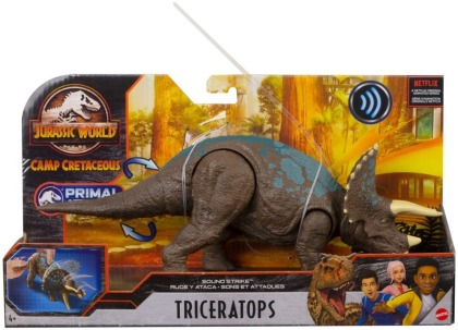 Jurassic World Brüll-Attacke Triceratops