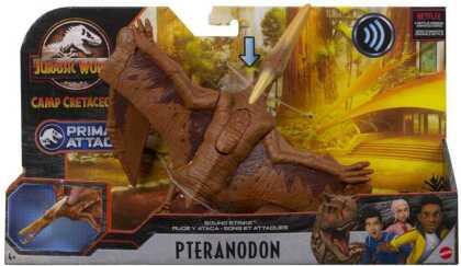 Jurassic World Brüll-Attacke Pteranodon