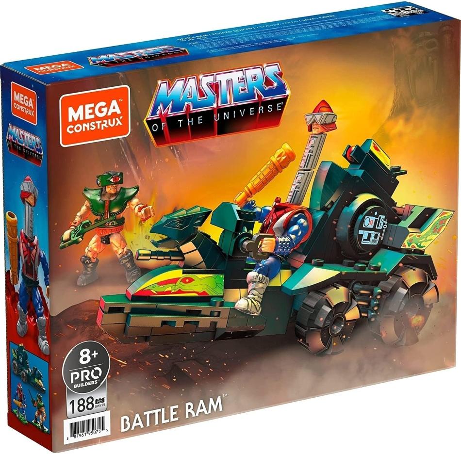Masters Of The Universe - Mega Bloks Masters Of The Universe Origins Battle Ram