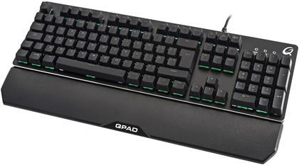 QPAD MK-40 Pro Gaming Keyboard [Swiss Layout]