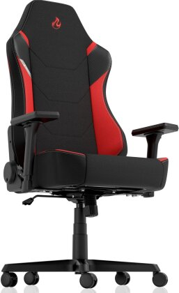 Nitro Concepts X1000 Gaming Chairs - black/red