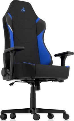 Nitro Concepts X1000 Gaming Chairs - black/blue