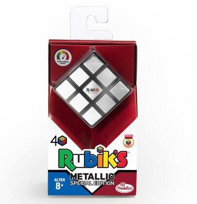 Rubik's Cube - Metallic