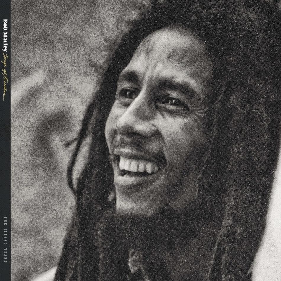Bob Marley - Songs Of Freedom: The Island Years (Limited, 3 CDs)