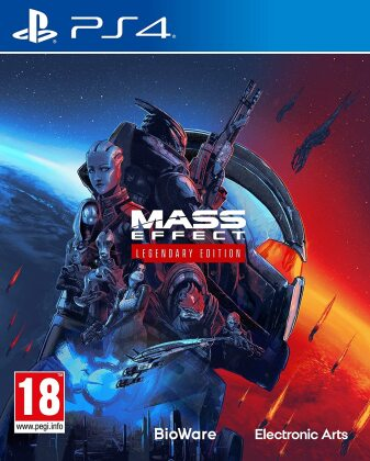 Mass Effect (Legendary Edition)