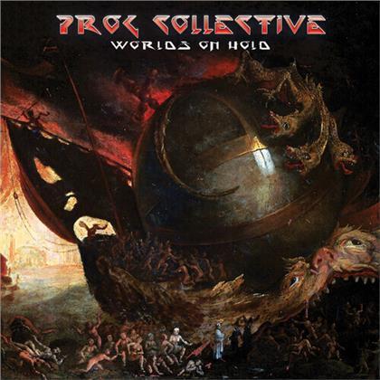 Todd Rundgren & Prog Collective - Worlds On Hold (Limited, Gatefold, Green Vinyl, LP)