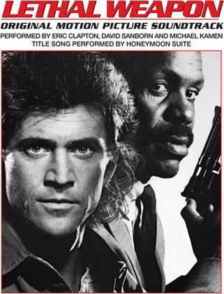 Eric Clapton, David Sanborn & Michael Kamen - Lethal Weapon - OST (LP)