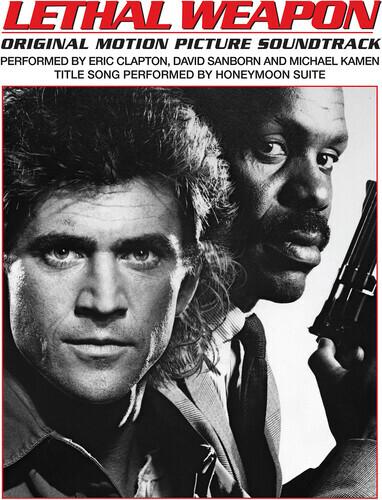 Eric Clapton, David Sanborn & Michael Kamen - Lethal Weapon - OST (LP)