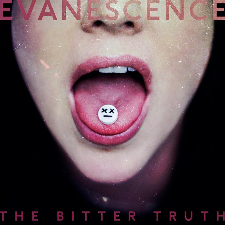 Evanescence - The Bitter Truth (Digipack, Limited Edition)